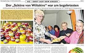 2012, November: Hersbrucker Zeitung