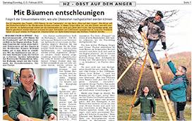 2013, Februar: Hersbrucker Zeitung