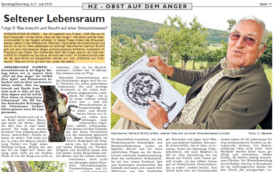 2013, Juli: Hersbrucker Zeitung